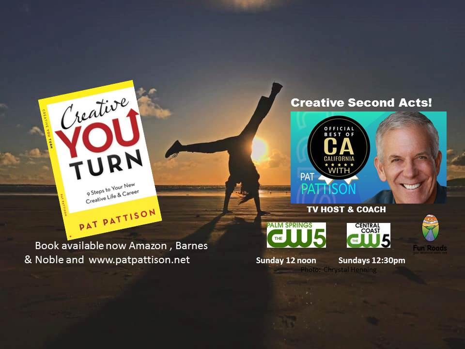 Creative You Turn Launch Pat Pattison